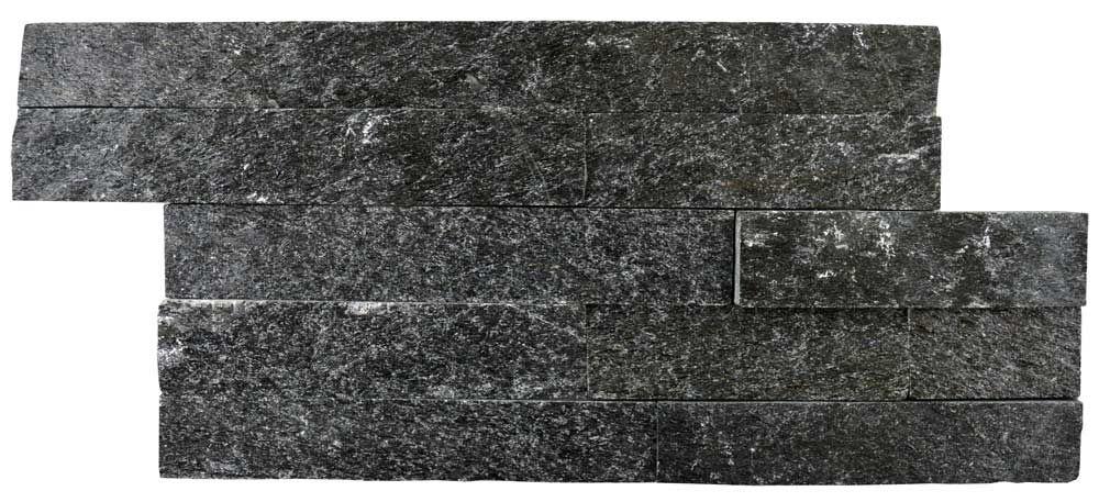 Ledgestone Sparkle black 150×300