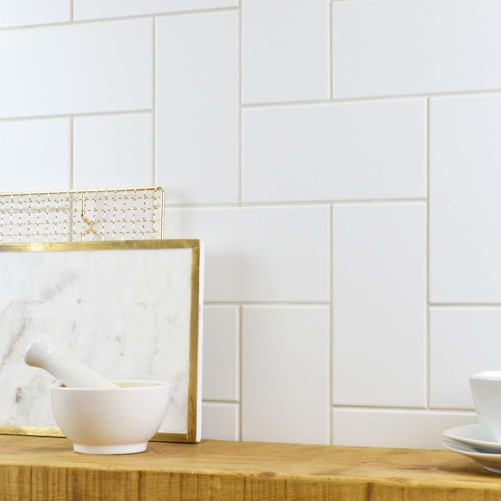 matt white 200×100