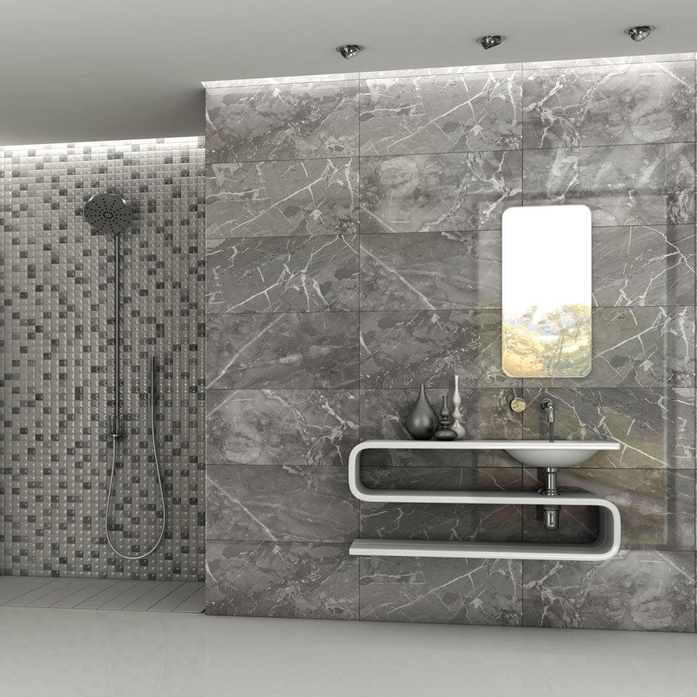 Mombasa Gris Tiles 55x33cm