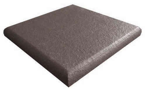 Quarry Tile - REX Black 15 x 15cm