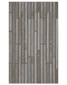 Porcelanosa Queens Aluminium 20 x 33.3