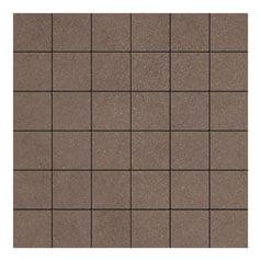 Vitra Sahara Mosaic Brown 30 x 30cm