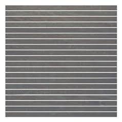 Vitra Pietra Pienza Dark Grey Mosaic Strips 30 x 30cm