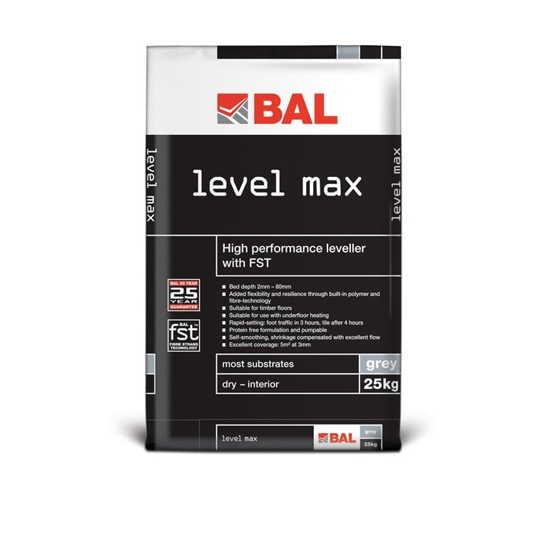 Bal Level Max with added FST 1