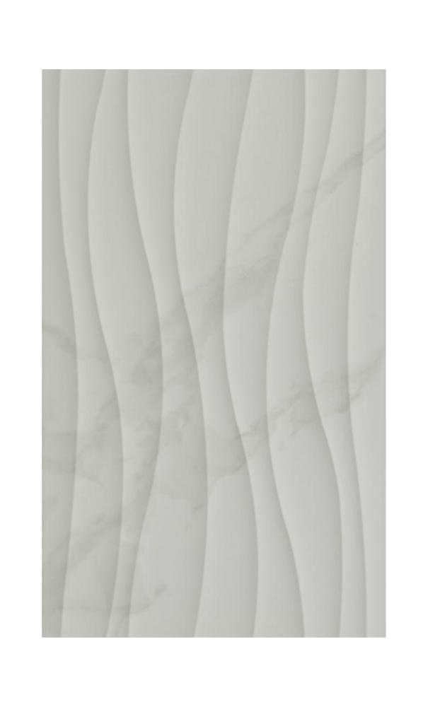 Nairobi Blanco Wave Tiles 55x33cm 1