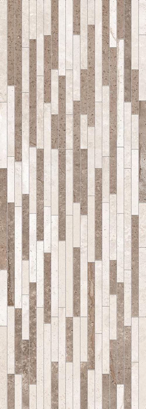 Beige Picnic Decor 700 x 250mm Tile