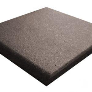 Quarry Tile - RE Black 15 x 15cm