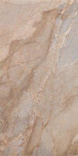 Coba Mocha Marble Effect 375 x 750mm Tiles 1
