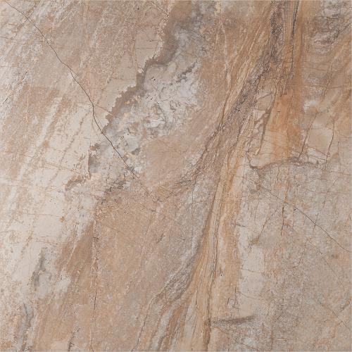 Coba Mocha Marble Effect 750 x 750mm Floor Tiles