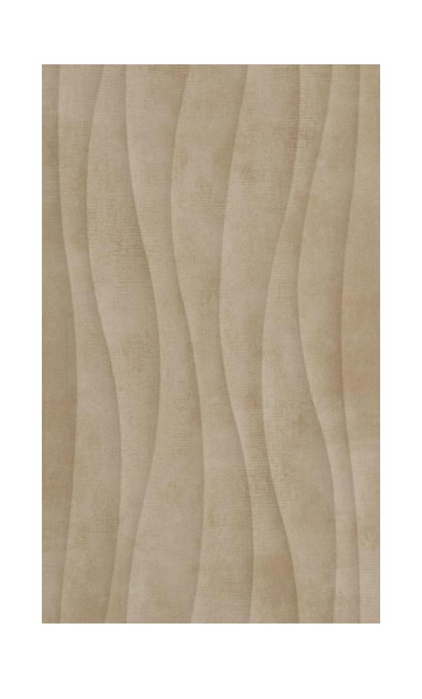 Vanguard Taupe Wave Tiles 55x33cm 1