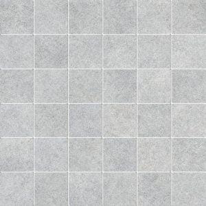 Native Fog 300 x 300mm Square Mosaic Tiles