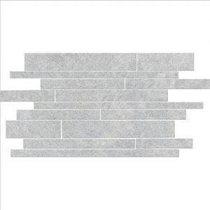 Native Fog 482 x 279mm Random Mosaic Tile