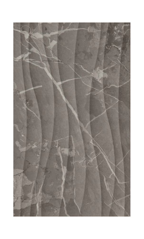 Mombasa Gris Wave Tiles 55x33cm 1