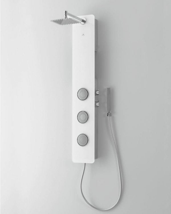 Porcelanosa Gallery Thermostatic Column Shower