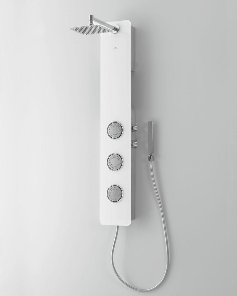 Porcelanosa Gallery Thermostatic Column Shower 1
