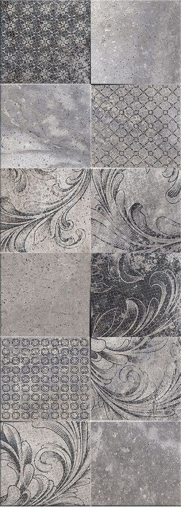 Acero Hyde Decor 700 x 250mm Tile