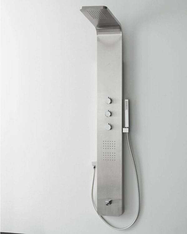 Porcelanosa Laus Thermostatic Column Shower