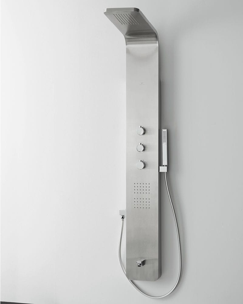 Porcelanosa Laus Thermostatic Column Shower 1