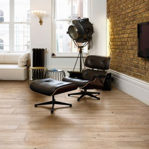 Mumble Honey Oak Wood Effect Tile - 122cm x 20cm