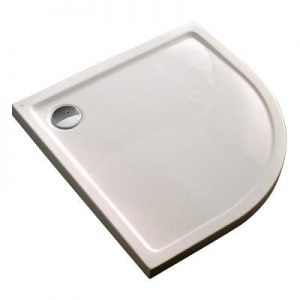 Porcelanosa Arquitect 80x80cm Corner Shower Tray
