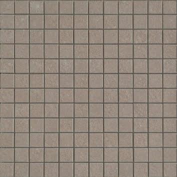 Porcelanosa Quattro Avenue Brown Mosaic 30 x 30cm