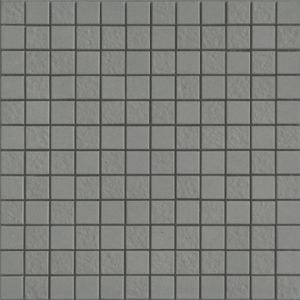 Porcelanosa Quattro Avenue Grey Mosaic 30 x 30cm