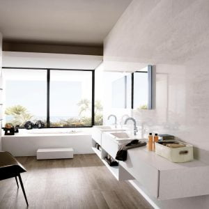 Porcelanosa Shine Platino Gloss 20 x 33cm LEADING PORCELANOSA SUPPLIERS