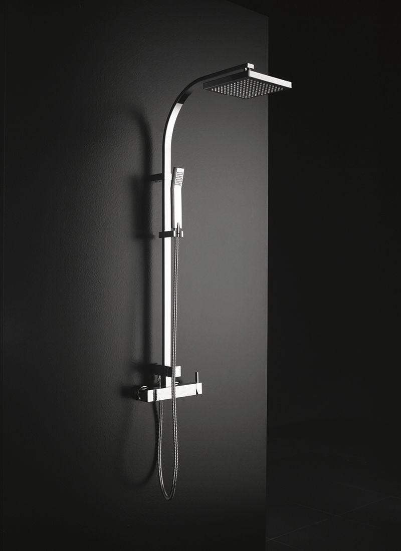 Porcelanosa Tina Thermostatic Column Shower 1