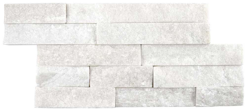 ledgestone sparkle white 150×300