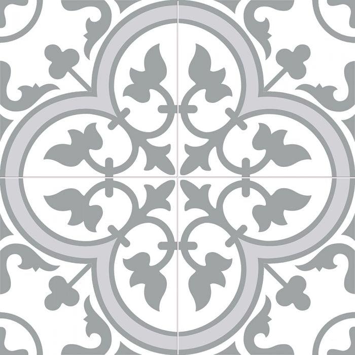 bourton silver tiles